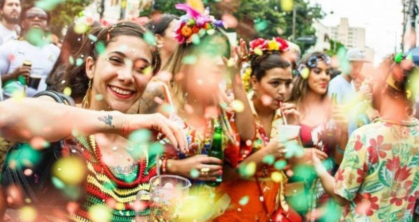 Os Perigos das Drogas no Carnaval